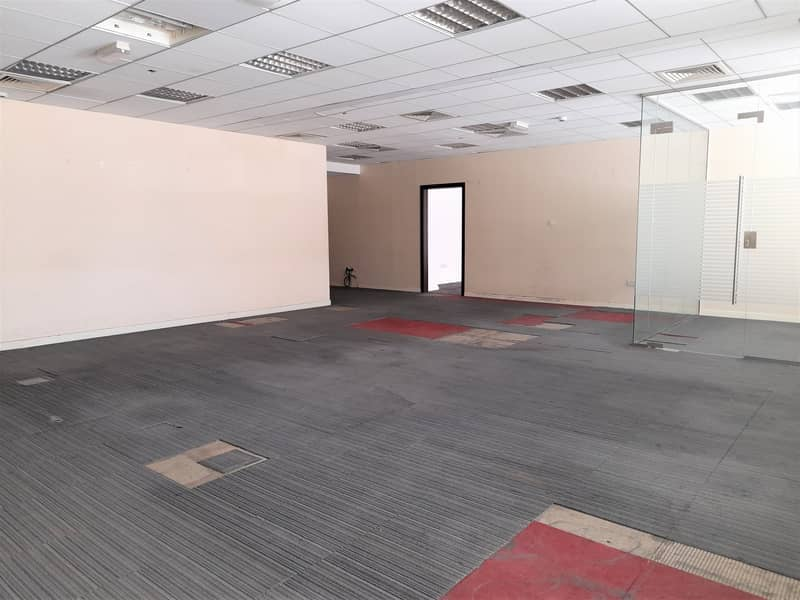 1 Spacious Showroom | Ready to Move-In | Chiller Free | Prime Location