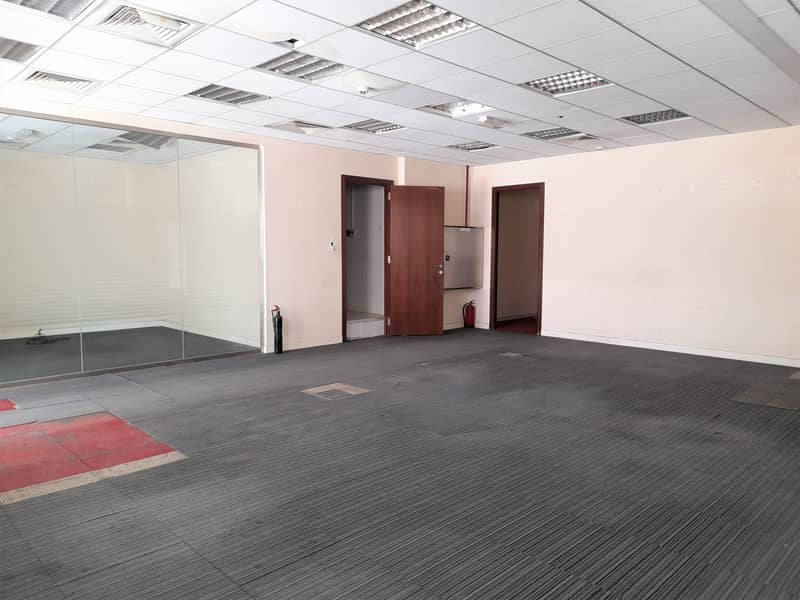 2 Spacious Showroom | Ready to Move-In | Chiller Free | Prime Location
