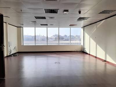 مکتب  للايجار في الخبيصي، دبي - Ready for Occupancy | Partitioned Office | Prime Location