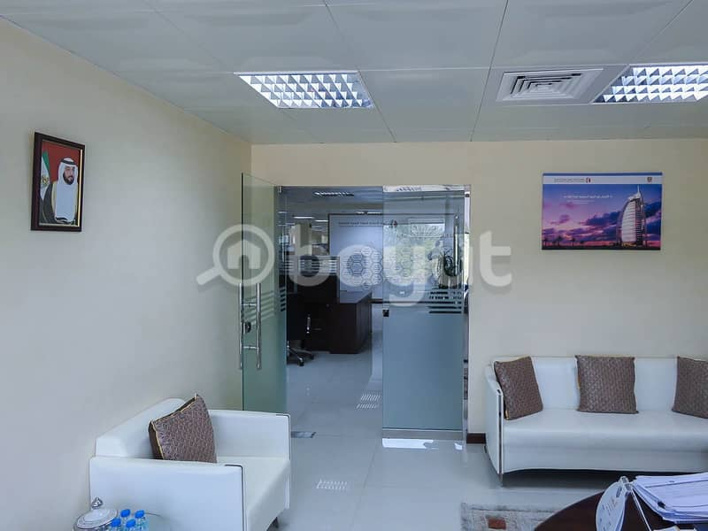 2 Amazing Office Space | Excellent for New Set Up | Prime Location