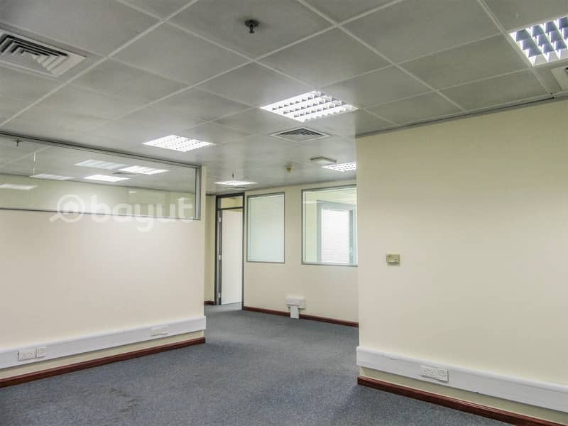 2 Fully Fitted and Partitioned | Chiller Free | with Nice Exterior View | Port Saeed