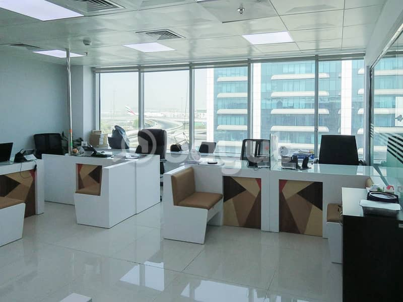 2 Spacious and Excellent Offices ideally suited for Corporate/Head Office Set Up   Chiller Free