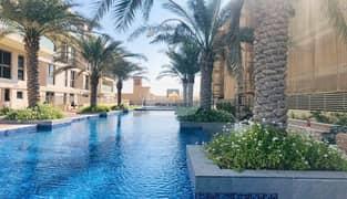 شقة في ريزيدينس 1 ميدان أفينيو مدينة ميدان 2 غرف 80000 درهم - 5095693