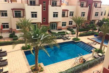 1 Bedroom Flat for Sale in Al Ghadeer, Abu Dhabi - Own This Terraced Unit In A Friendly Community