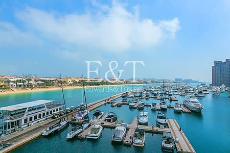 Studio for Sale in Palm Jumeirah, Dubai - Palm Views East | Vacant | Immaculate