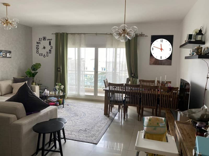 2 Beautifully Maintained 2BR Apt For Sale.