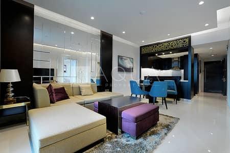 شقة 1 غرفة نوم للايجار في وسط مدينة دبي، دبي - Bright and Airy | One Bedroom | Balcony