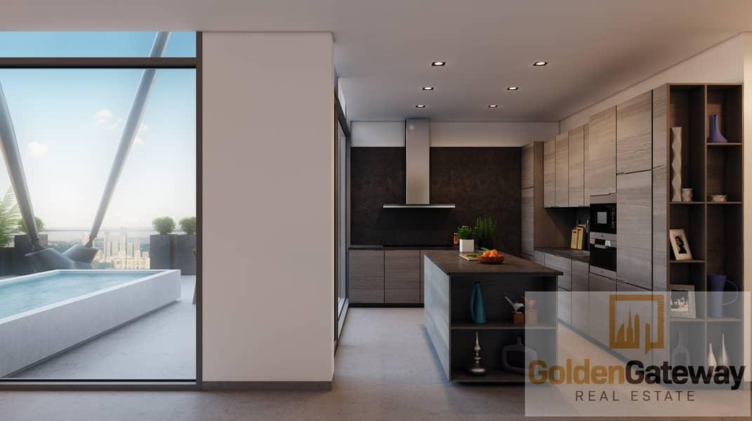 Best for Investment   Vida Residence 3 BR