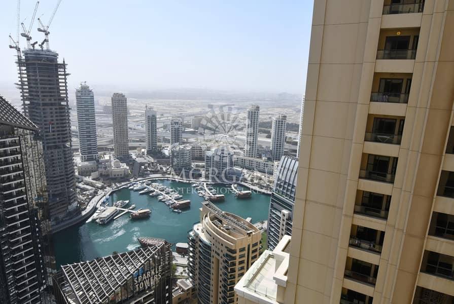 20 High Floor Marina / Partial Sea View 2 BR