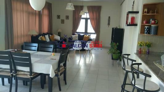 3 Bedroom Apartment for Rent in The Greens, Dubai - CLOSE TO METRO & MAIN ROAD | FURNISHED 3 BED & STUDY | STUNNING POOL & GARDEN VIEW