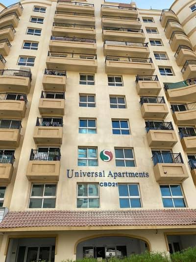 شقة 1 غرفة نوم للبيع في المدينة العالمية، دبي - شقة في شقق يونيفيرسال منطقة مركز الأعمال المدينة العالمية 1 غرف 290000 درهم - 5095956