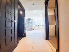 Spacious And Clean Apartment With Balcony And Parking Near Al Wahda Mall Just For You!!