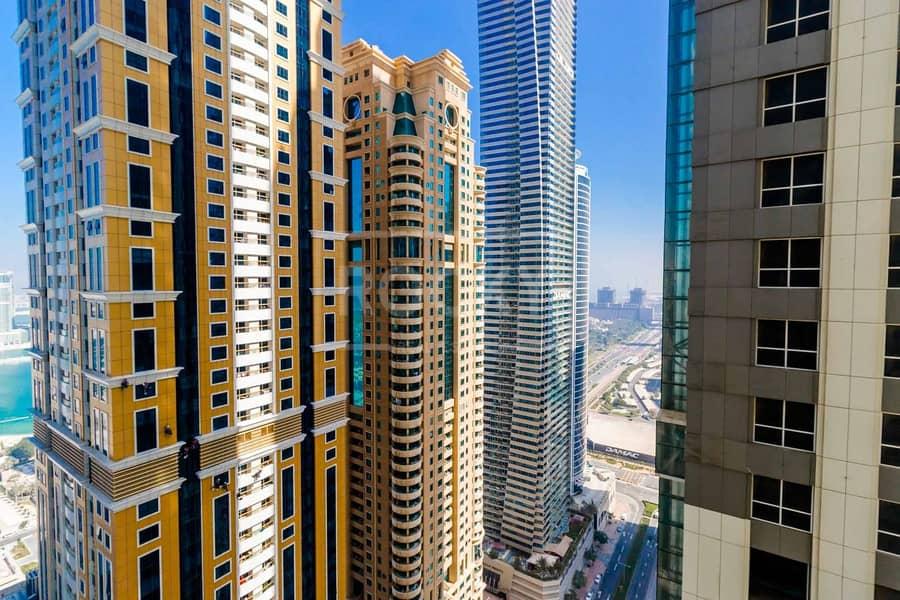 13 Ready to Move | Higher Floor | 1 Bed | Dubai Marina