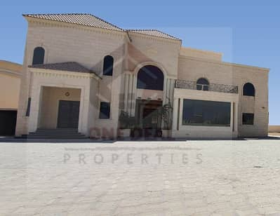 8 Bedroom Villa for Rent in Al Zakher, Al Ain - Independent 8 Master Duplex Villa in ZAKHER Al Ain | Private yard