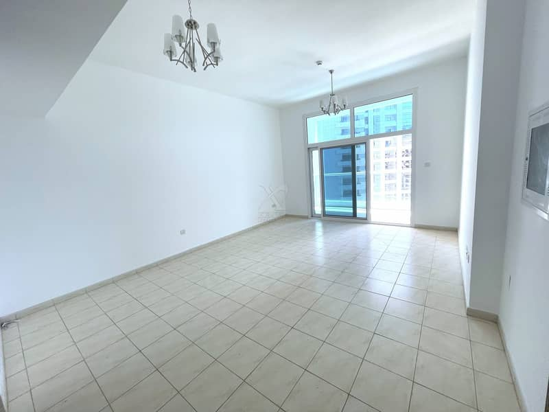 Vacant and Ready to Move In | High Floor | Big Balcony