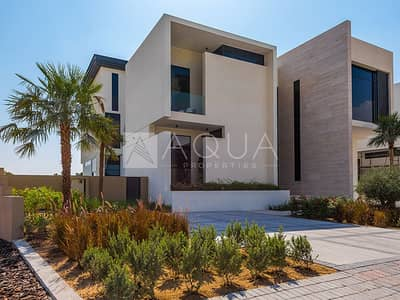 6 Bedroom Villa for Sale in Wasl Gate, Dubai - Incredibly Contemporary Villa On golf Course