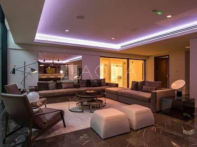فیلا 6 غرف نوم للبيع في وصل غيت، دبي - Flawless Luxury Villa With Golf Course View