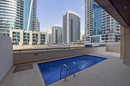 3 Bedroom Villa for Sale in Dubai Marina, Dubai - Duplex | Private Pool | Rented