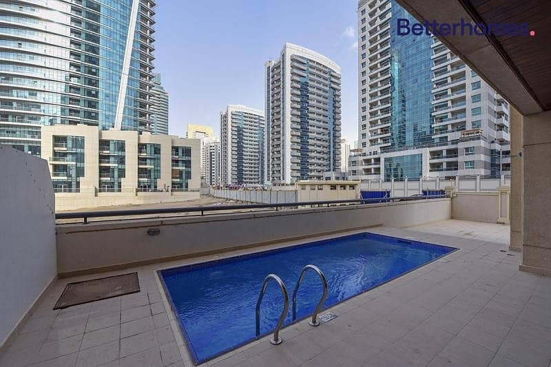 2 Duplex   Private Pool   Rented
