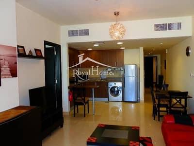 شقة 1 غرفة نوم للايجار في أبراج بحيرات الجميرا، دبي - Big 1 bed room with big Terrace Laguna  Movenpick tower