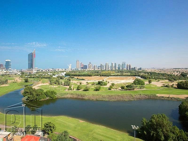 Full Golf Course View | Modern | + Maids