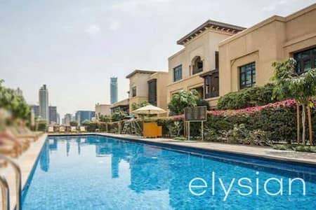 شقة 1 غرفة نوم للايجار في وسط مدينة دبي، دبي - Fountain View | 1 Bedroom | Fully Furnished