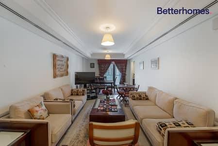 فلیٹ 3 غرف نوم للبيع في أبراج بحيرات الجميرا، دبي - 3 + Maid | 2 Parking | Large Layout | Furnished