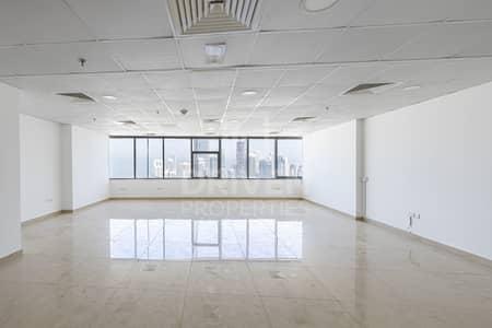 مکتب  للايجار في أبراج بحيرات الجميرا، دبي - Spacious office for Rent | High Floor