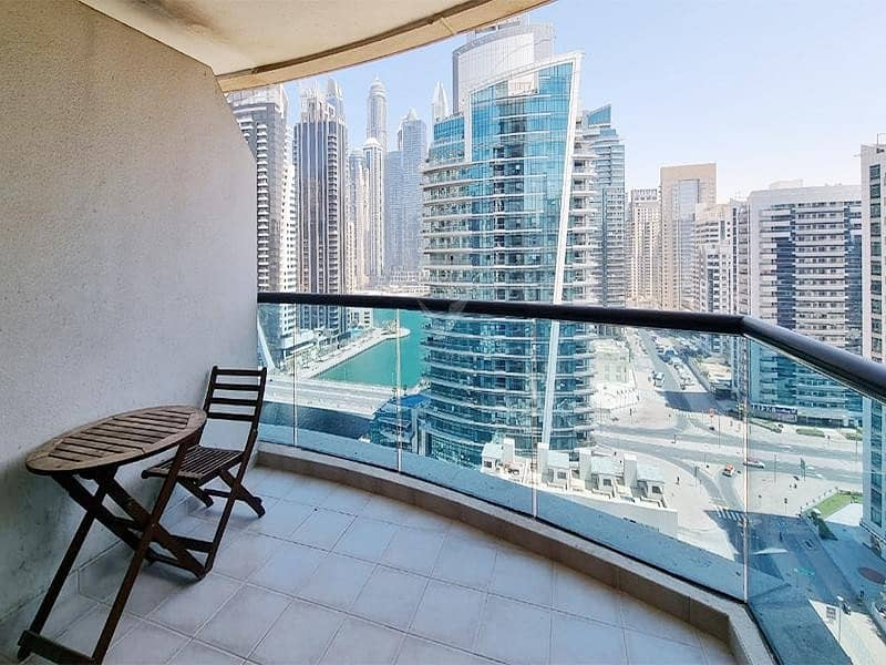 2 Furnished and Upgraded with Marina View | Move In Today