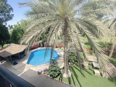 فیلا 6 غرف نوم للبيع في جرين كوميونيتي، دبي - Exclusive New Listing | Upgraded with Pool