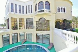 فیلا في قطاع E تلال الإمارات 7 غرف 59999990 درهم - 4933287