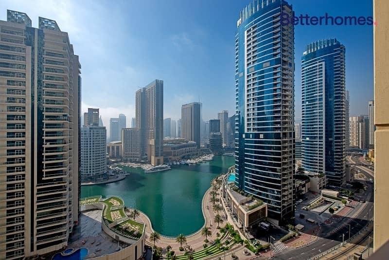 Full Marina View   Quality Furnished   Biggest Layout