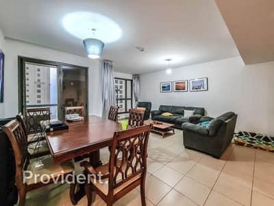 شقة 3 غرف نوم للبيع في جميرا بيتش ريزيدنس، دبي - 3br + Maid | Partial Sea View | Well Presented