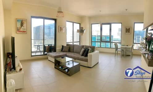 شقة 1 غرفة نوم للايجار في وسط مدينة دبي، دبي - Best Layout 1BHK In South Ridge Community Views