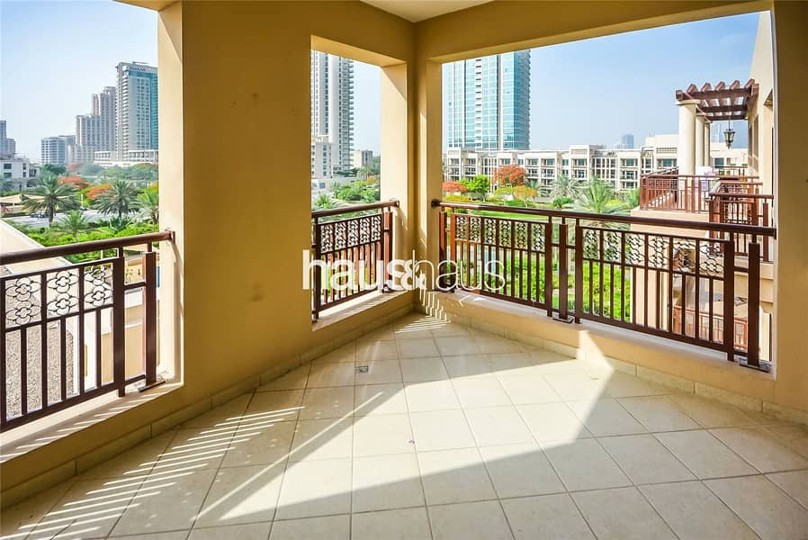 2 bed + Study | Lovely View | Exclusive