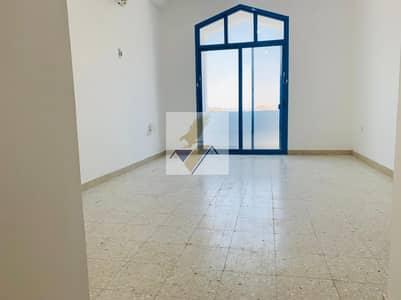 1 Bedroom Apartment for Rent in Baniyas, Abu Dhabi - CLEAN & BIG 1 BHK FLAT WITH BALCONY IN WEST BANIYAS 30K