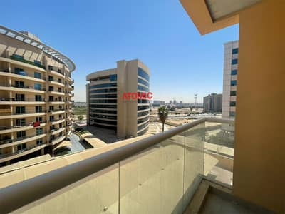 2 Bedroom Flat for Rent in Dubai Silicon Oasis, Dubai - 2 BED ROOM FOR RENT IN AL HIKMA RESIDENCE