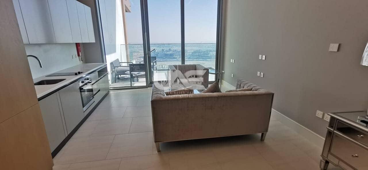 Furnished - Burj Khalifa View - Short stay AED 10k