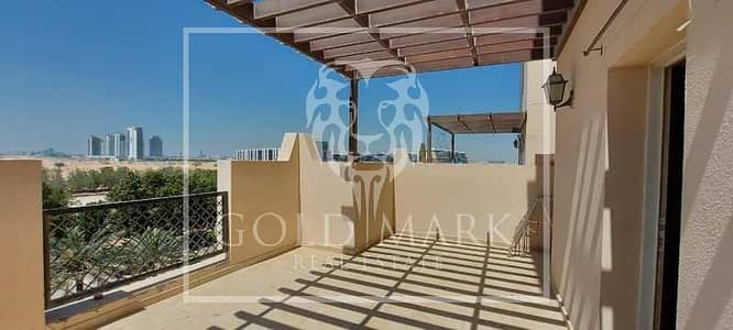 1 Bedroom Apartment for Rent in Remraam, Dubai - With Big Terrace | Next To Pool | Inner circle