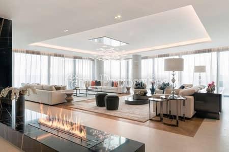 فلیٹ 3 غرف نوم للبيع في نخلة جميرا، دبي - Luxury /Panoramic view/Brand New