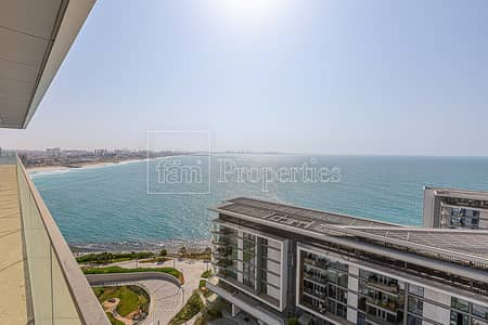 5 Bedroom Penthouse for Sale in Bluewaters Island, Dubai - Full Sea View  Duplex Penthouse  Genuine Listing