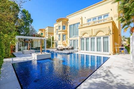 4 Bedroom Villa for Sale in Jumeirah Islands, Dubai - Best|Modern Villa | Fully Upgraded & Extended