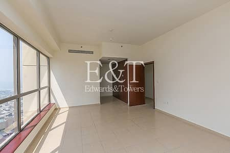 2 Bedroom Flat for Rent in Jumeirah Beach Residence (JBR), Dubai - Marina View|Well Maintained|With Storage|Rimal 2