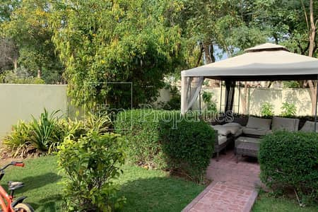 فیلا 3 غرف نوم للايجار في الينابيع، دبي - 3E / Single Row / Corner Unit / Large Plot