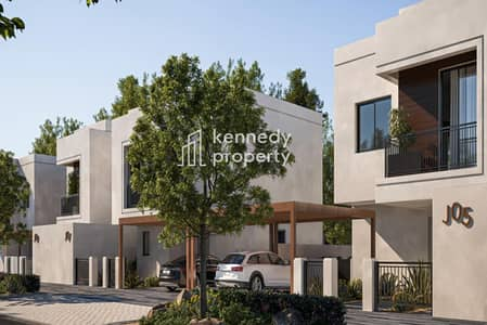 3 Bedroom Townhouse for Sale in Yas Island, Abu Dhabi - 2% Discount I End Unit I No Commission