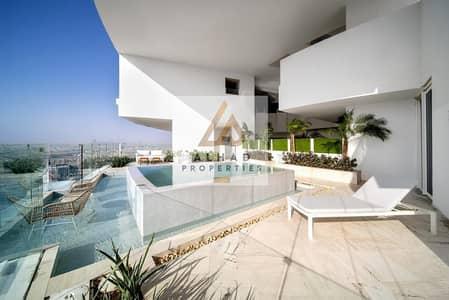 بنتهاوس 4 غرف نوم للبيع في قرية جميرا الدائرية، دبي - Highest Floor | Private Pool | High ROI