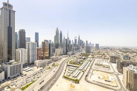 فلیٹ 3 غرف نوم للايجار في السطوة، دبي - High-end Finishing Apartments | High Floor