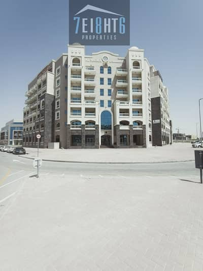 Studio for Rent in Arjan, Dubai - Luxurious modern design apartment: 439.06 sq ft studio apartment with fitted kitchen + balcony + sharing s/pool + gym