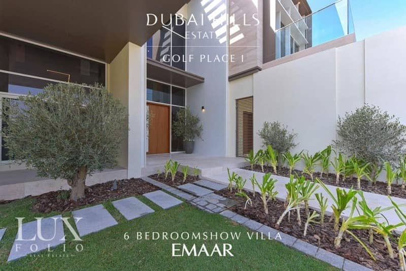 20 3 Year Post Handover Payment Plan | 6 Bed Resale