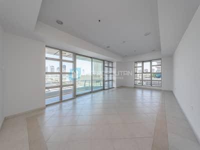 2 Bedroom Apartment for Rent in Dubai Marina, Dubai - Spacious Unit| Dubai Eye View | Huge Terrace